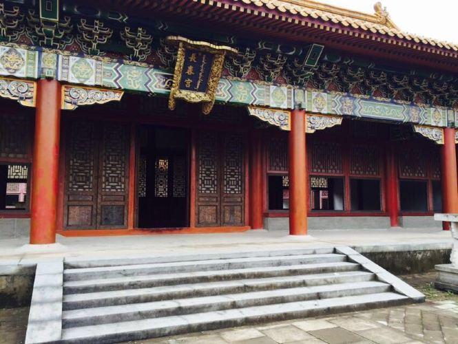 明清宫苑景区图片