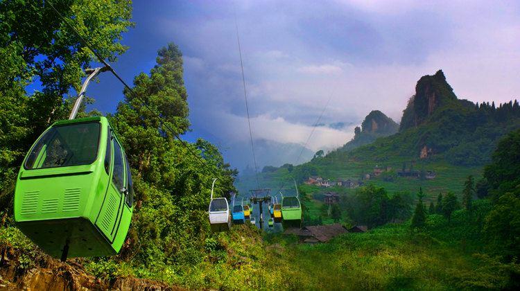咸丰坪坝营原生态休闲旅游区 避暑之旅 盛夏避