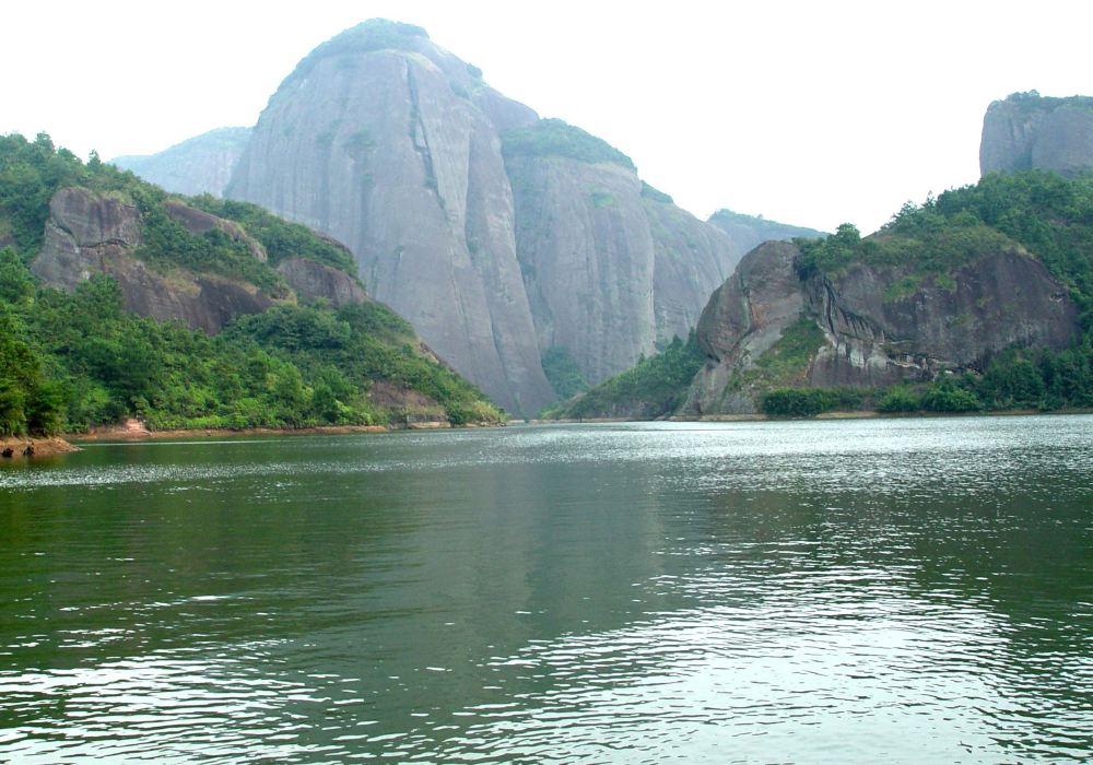 风景这边独好--四月会昌汉仙岩徒步行美图游记