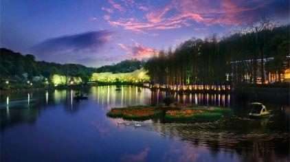 湖南省森林植物园门票
