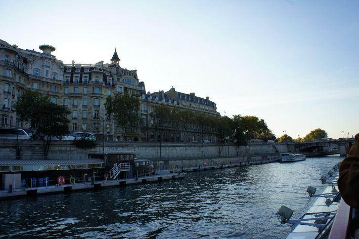 加游站 法国塞纳河游船之旅及攻略