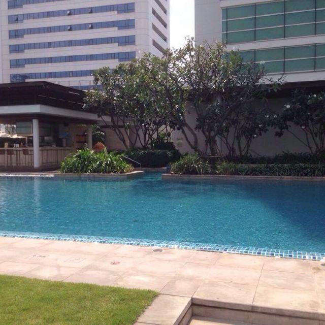 曼谷屋顶泳池设计图