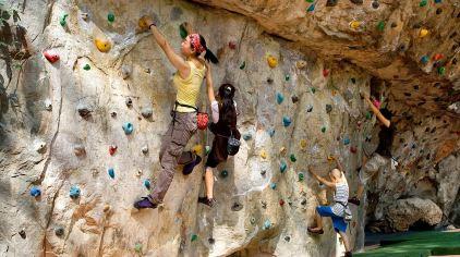 户外攀岩_户外攀岩怎么做更安全_飞华健康网养生频道