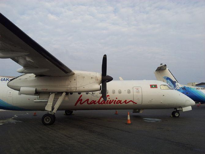 马尔代夫鲁滨逊岛旅行参考实用帖