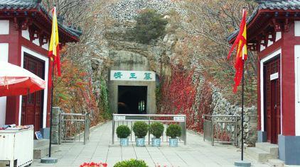 汉墓几种结构图片