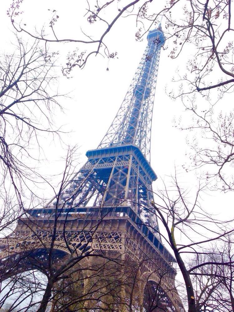 巴黎铁塔,巴黎的标志