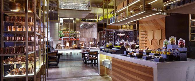 欧式酒吧式厨房