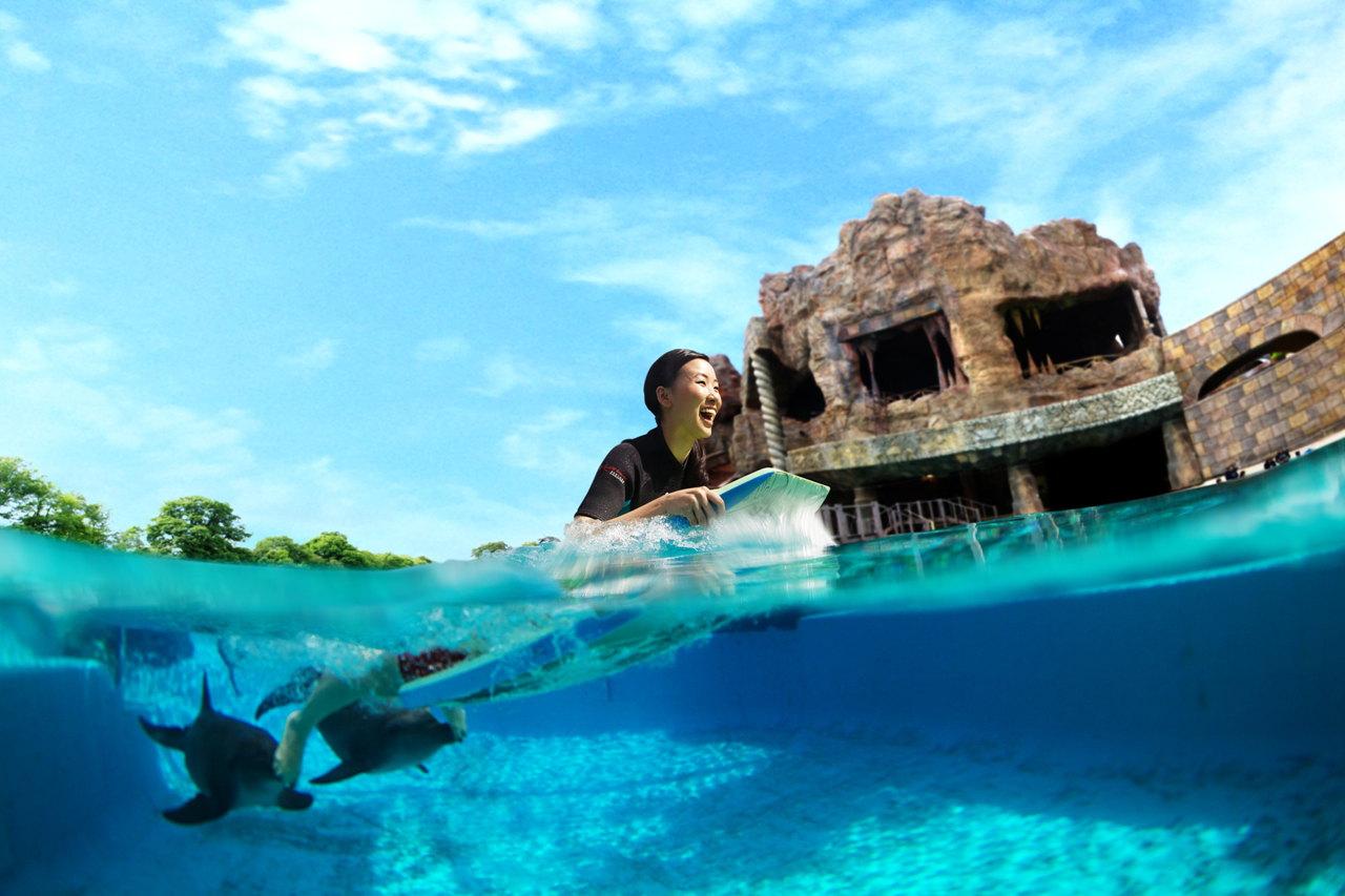 水上探险乐园门票预订