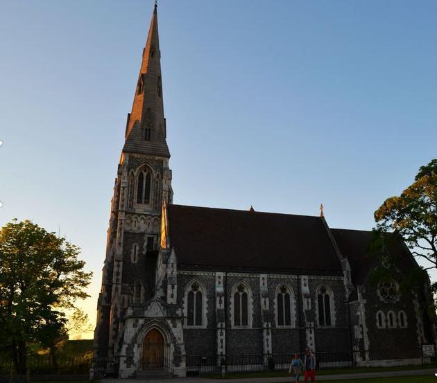 圣阿爾班教堂  St. Alban's Church   -1