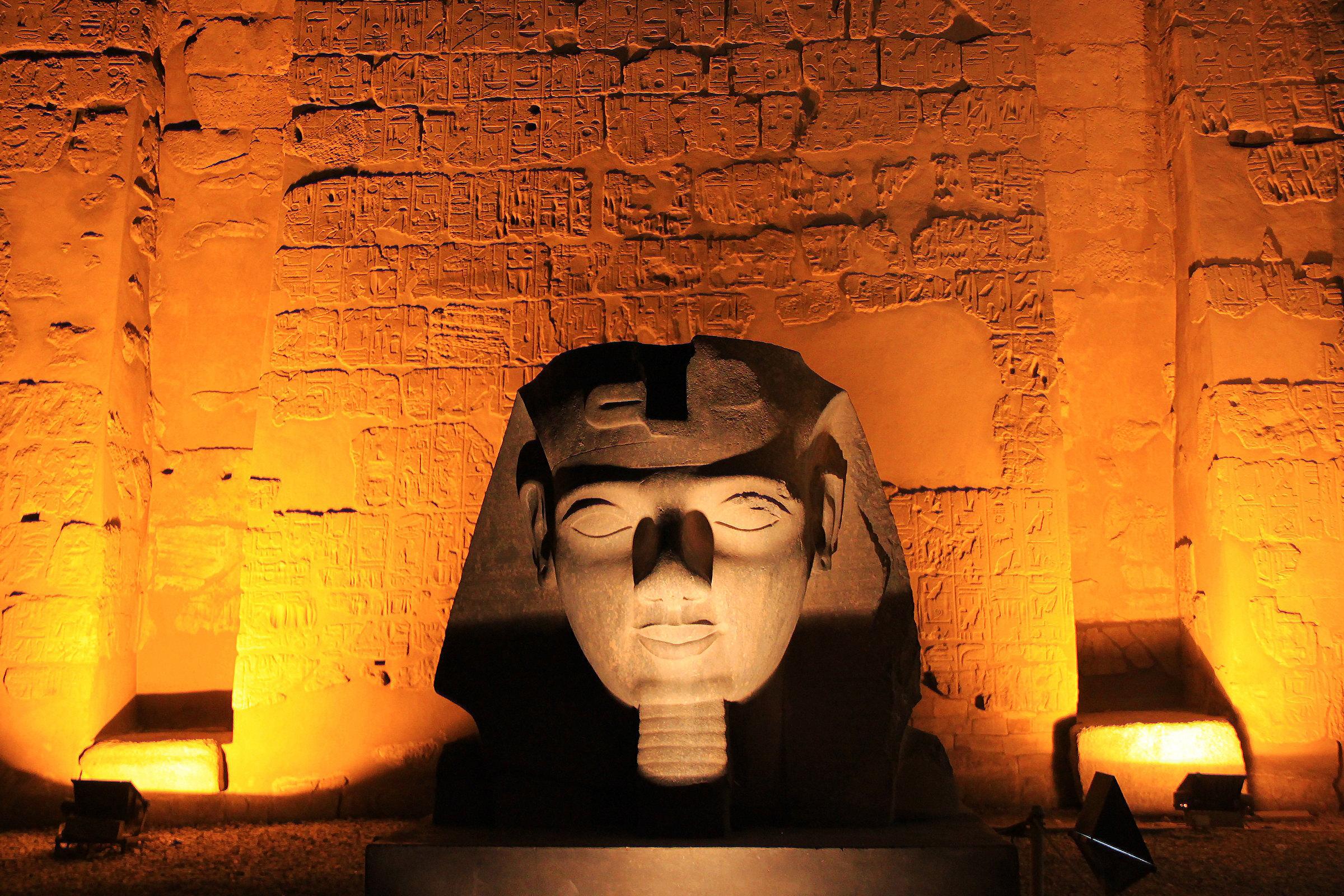 阿蒙神庙  Amun Temple of Karnak   -3