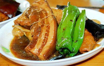 合乐甏肉干饭logo
