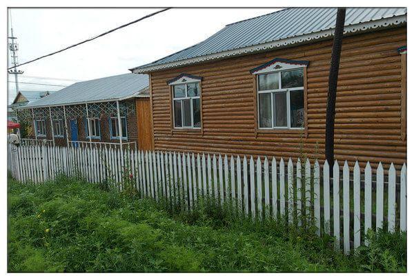 树叶手工制作房屋