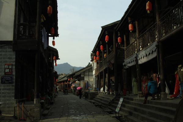 豫,陕,川,渝,黔一个人的旅行