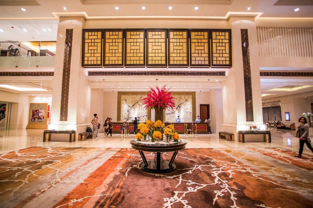 周末游体验师#南京香格里拉大酒店