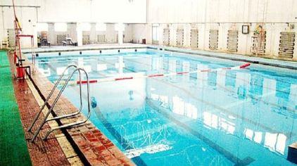 尖山温泉游泳馆门票