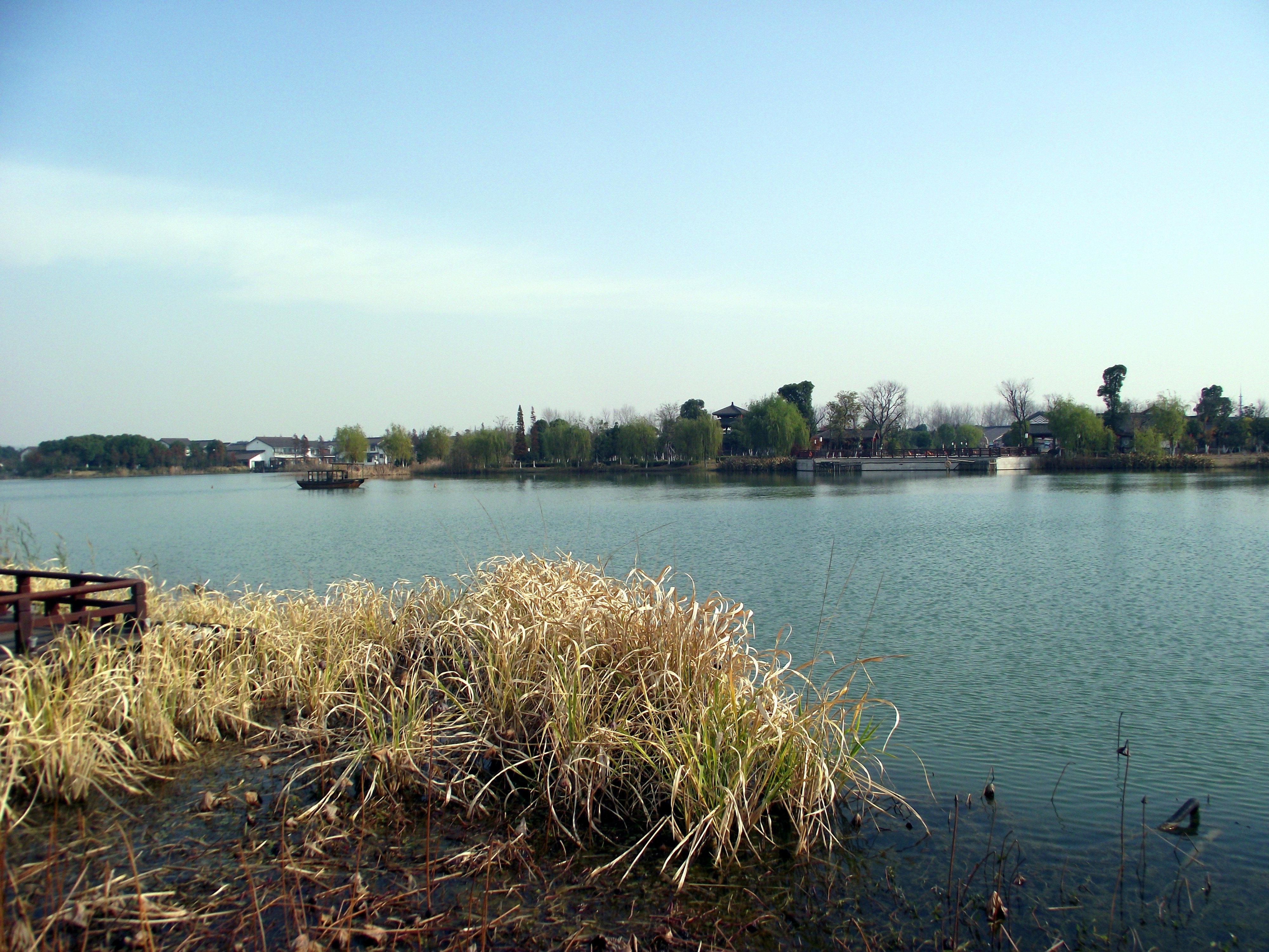 尚湖风景区