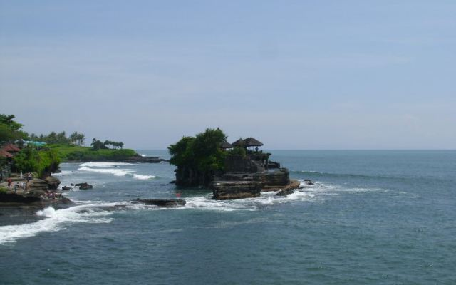 尽享巴厘岛美景品巴里渔港美食