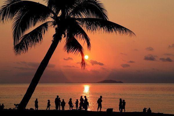 三亚旅游攻略六月最美我喜欢三亚攻略三亚美景云裳羽衣2-4海鲜完美图片