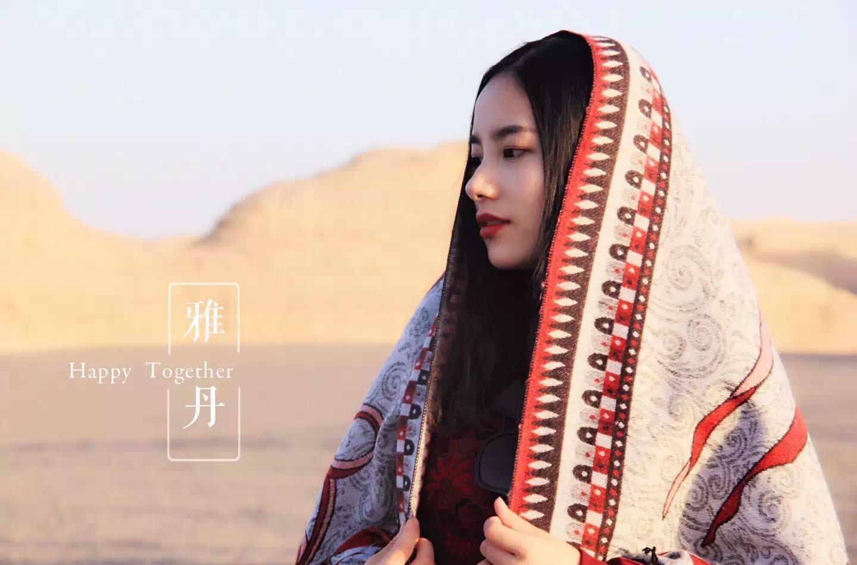 敦煌,丝巾与大漠的惊艳邂逅图片