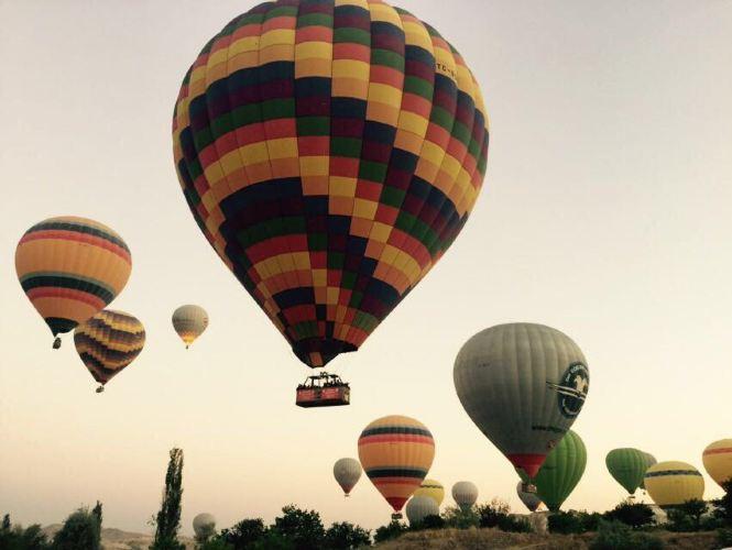 土耳其之热气球篇