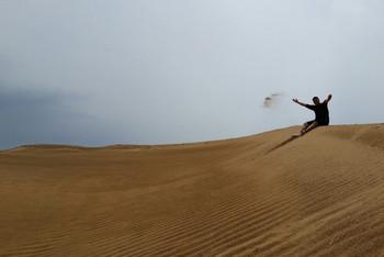 贵州-响沙湾坑爹抱团一日游吐槽记-达拉特旗武汉至包头红色自驾游攻略图片