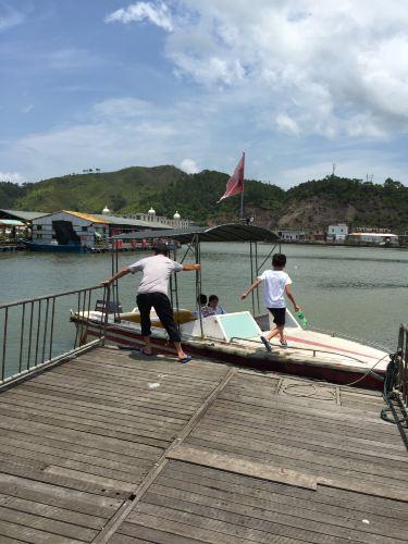 2015年八月轻松攻略游-惠东盐洲岛a攻略吉祥-橙光游戏九爷海滩之旅图片