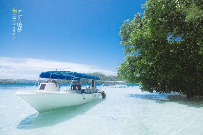 的美好,逆光而来!--帕劳Palau(不游泳也拍海合肥附近的自驾游攻略图片