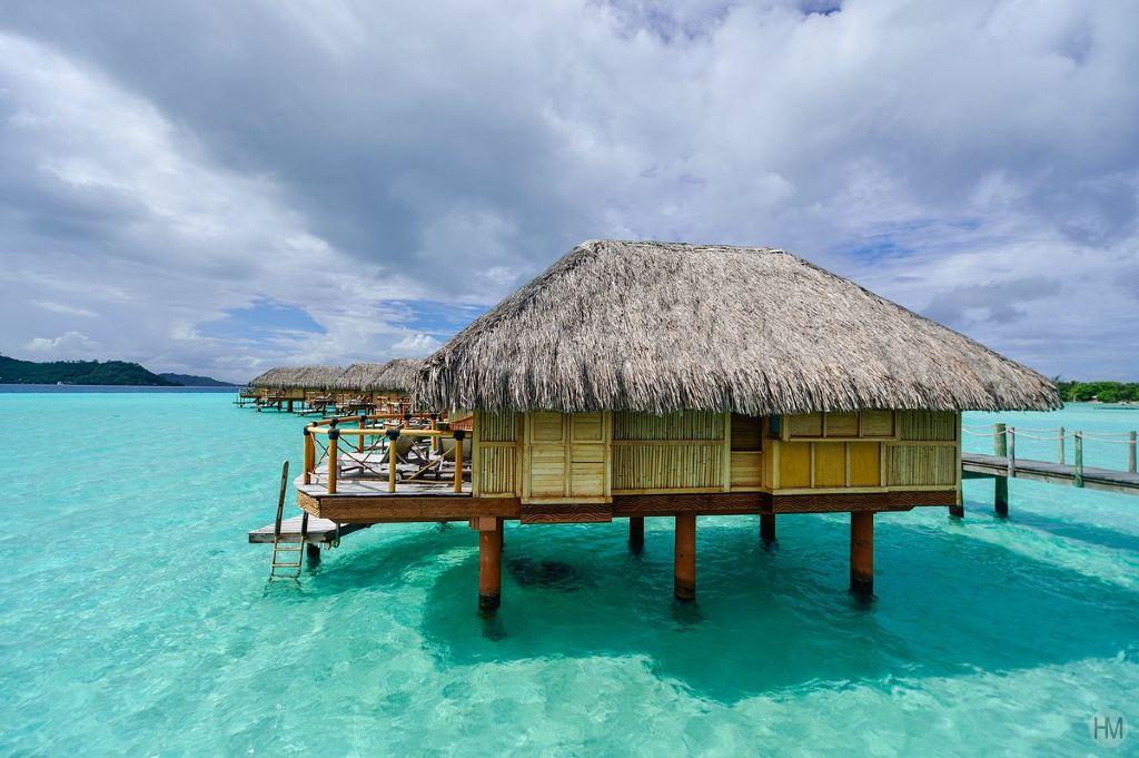 大溪地 tahiti :梦醉天堂岛 【帕皮提,波拉波拉岛,提克豪岛】