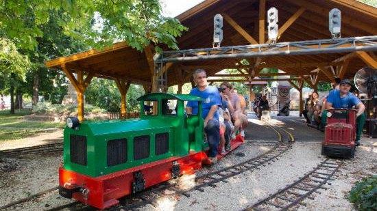 匈牙利铁路博物馆  Hungarian Railway History Park   -1