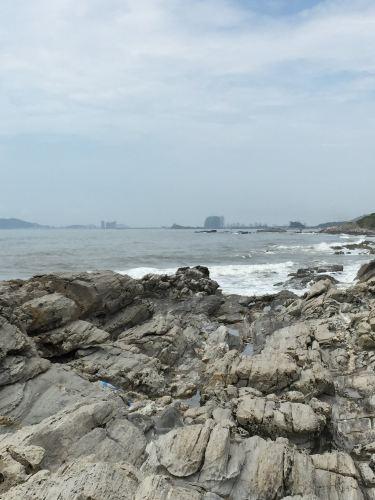 2015年八月轻松密室游-惠东盐洲岛a密室攻略-之旅逃脱3第七关海滩图片
