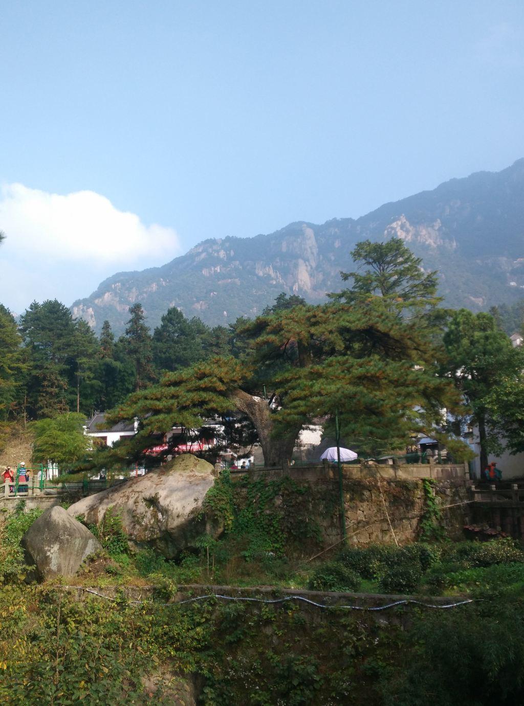 池州九华山风景区