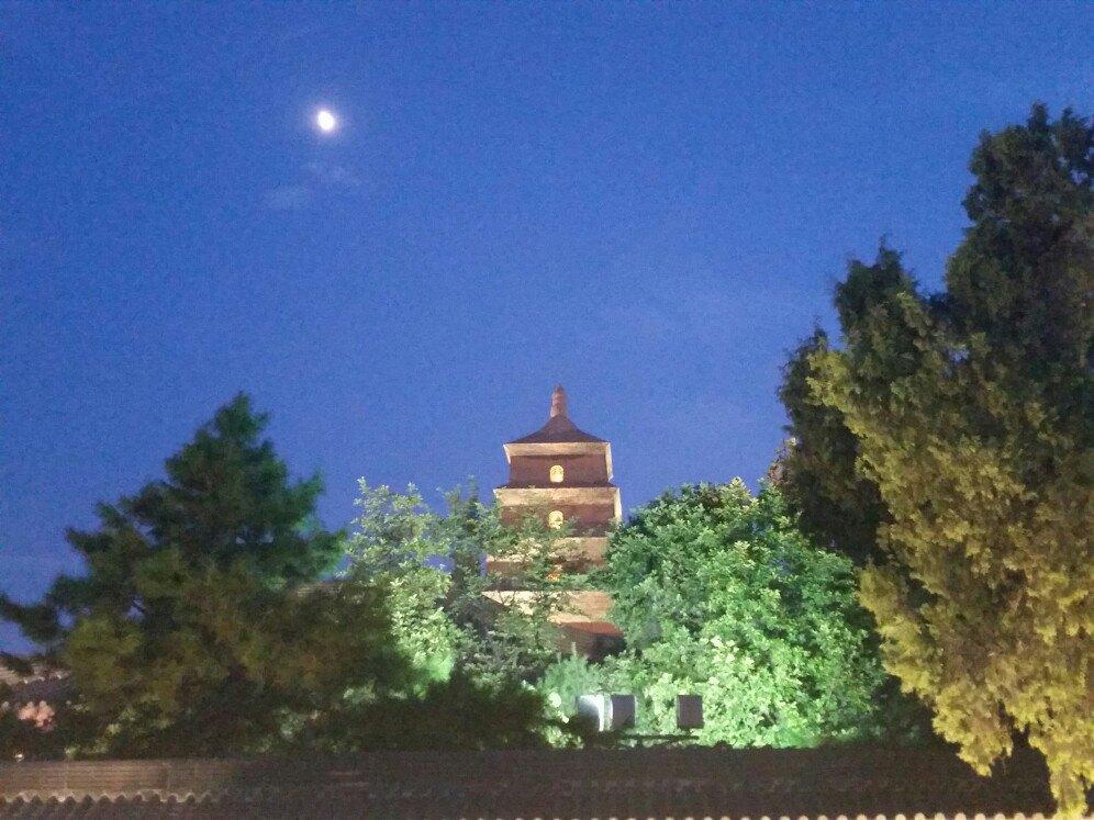 【携程攻略】陕西大雁塔北广场景点