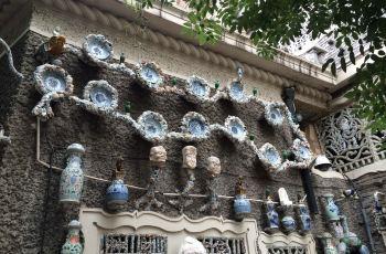 中国古城堡 疙瘩楼图片