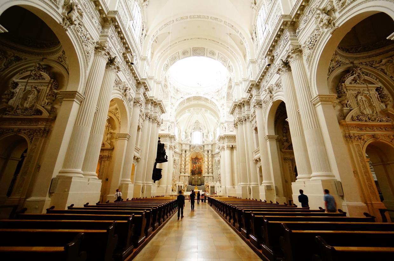 特埃蒂娜教堂  Theatinerkirche St. Kajetan   -3