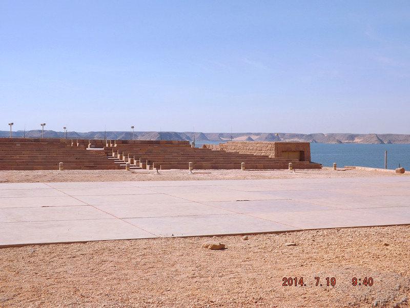 哈索尔神庙  Temple of Hathor   -4