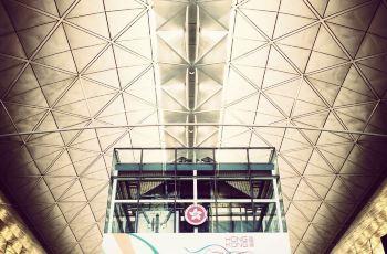 【携程攻略】香港DFS免税店(香港机场T1五层