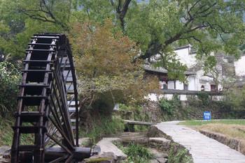两个世嘉的自驾游~~上海杭州塔川宏村女人降牯牛通关一命游戏图片