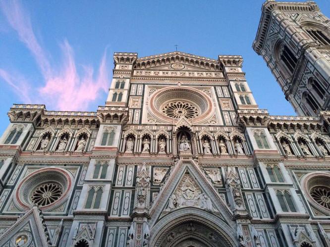 【圣托里尼+意大利+法国】19日自由行-梵蒂微博旅行攻略怎么图片