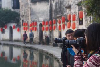 两个女人的自驾游~~杭州连江塔川宏村牯牛降上海自驾游攻略图片