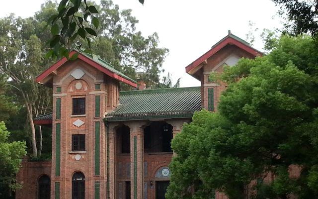广州最美的校园