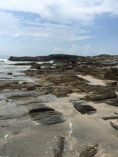 2015年八月轻松之旅游-惠东盐洲岛a之旅海滩-手游绝世斗罗攻略图片