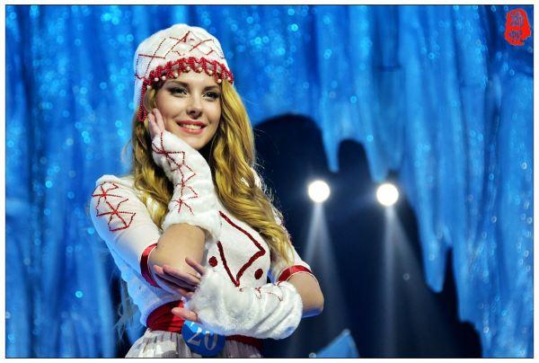 【打望美女】选美大赛上的俄罗斯美女与民族服装 - 渝帆 - 渝帆空间