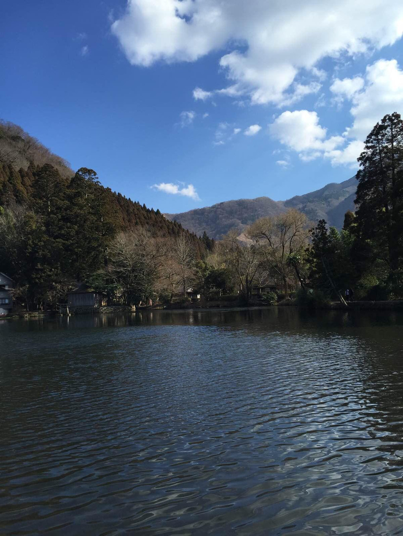 韩国风景壁纸布