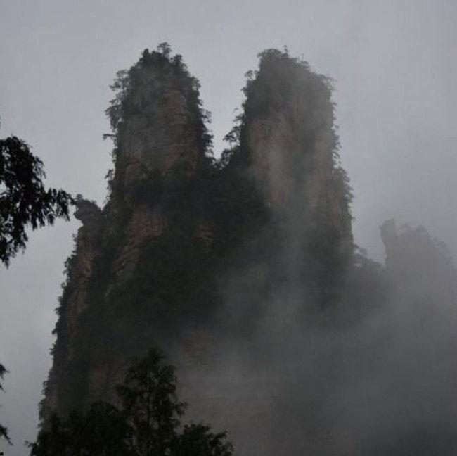张家界攻略三日游(详细龙凤+自助游行程)-张家山庄攻略精华东莞图片