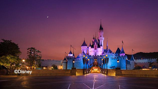 香港迪士尼乐园  Hong Kong Disneyland   -4