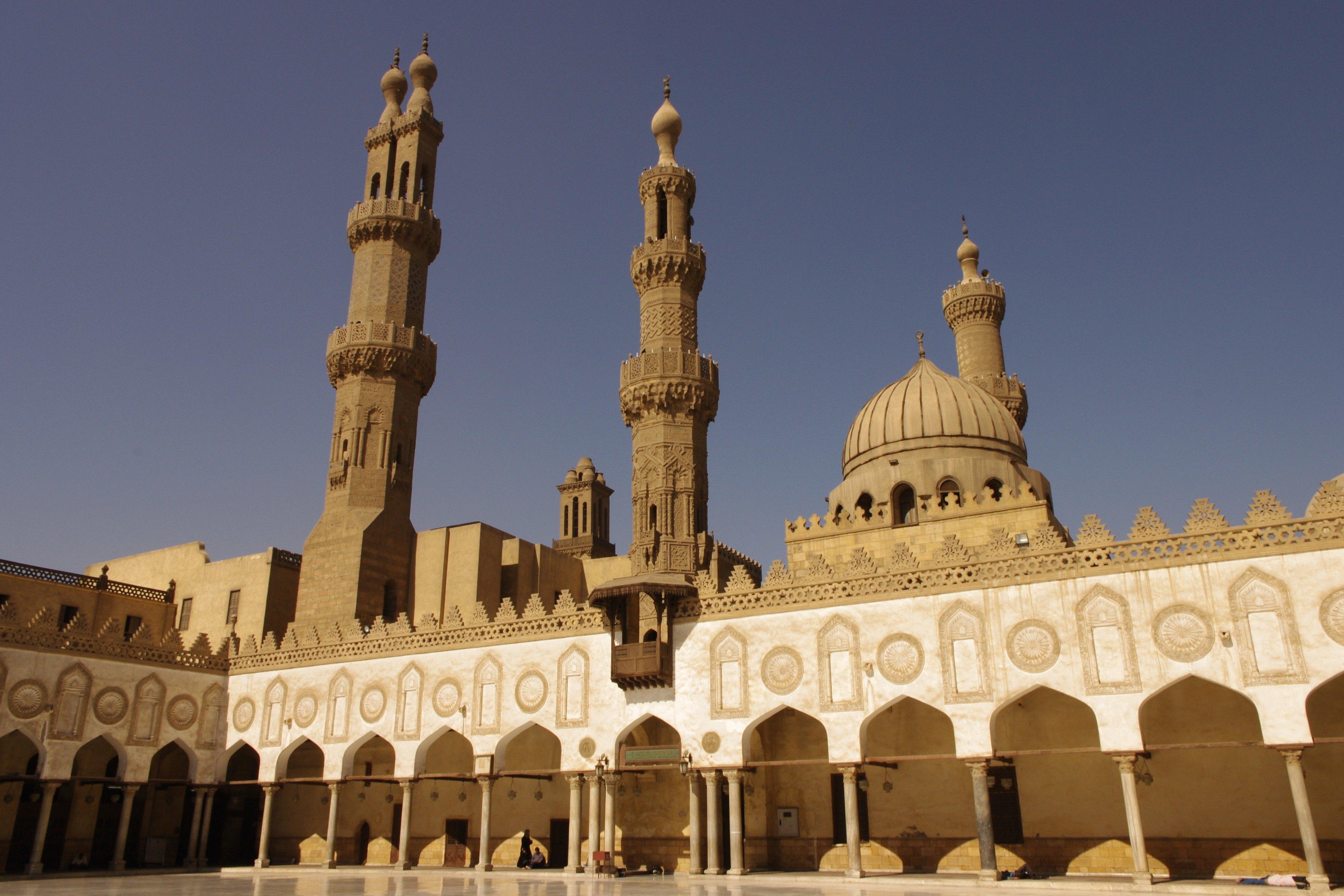 爱资哈尔清真寺  Al-Azhar Mosque   -0