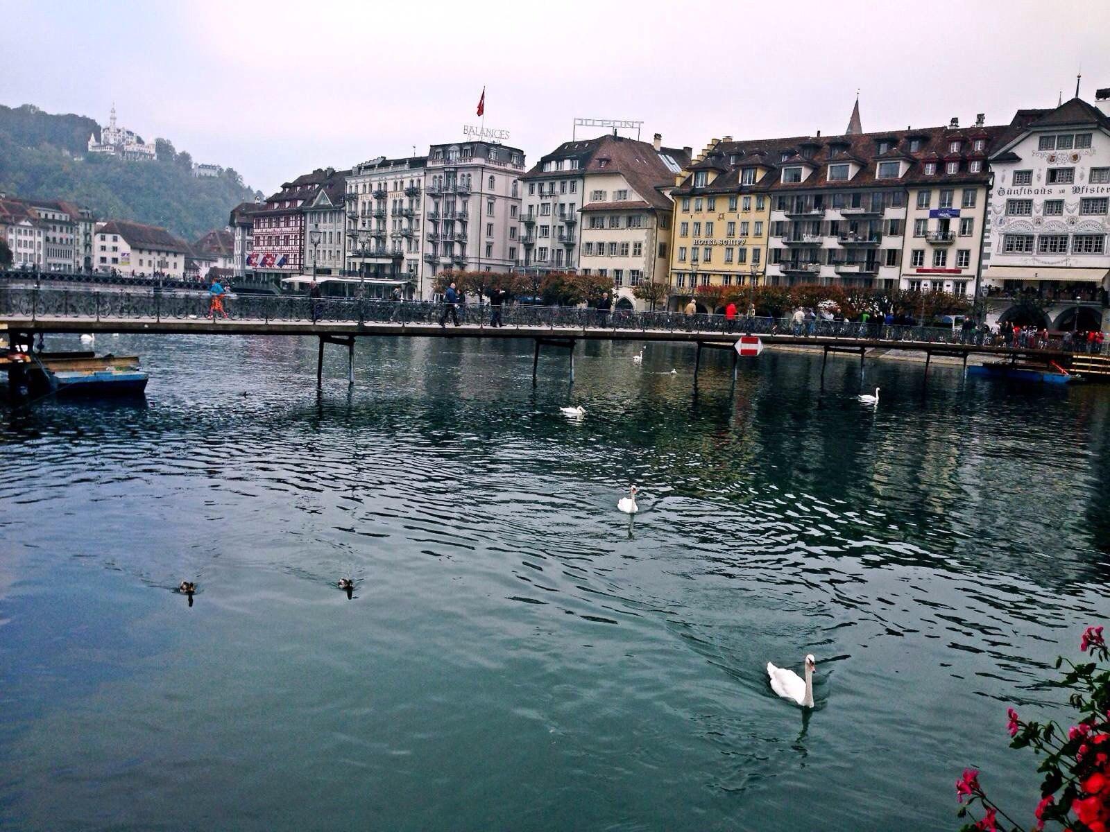 瑞士琉森15天天气