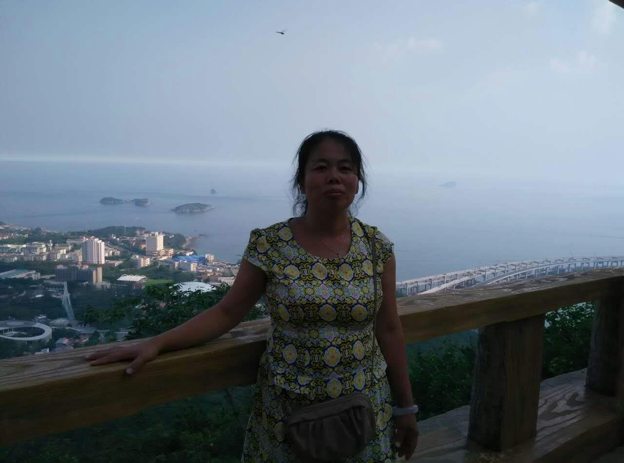 莲花山观景台