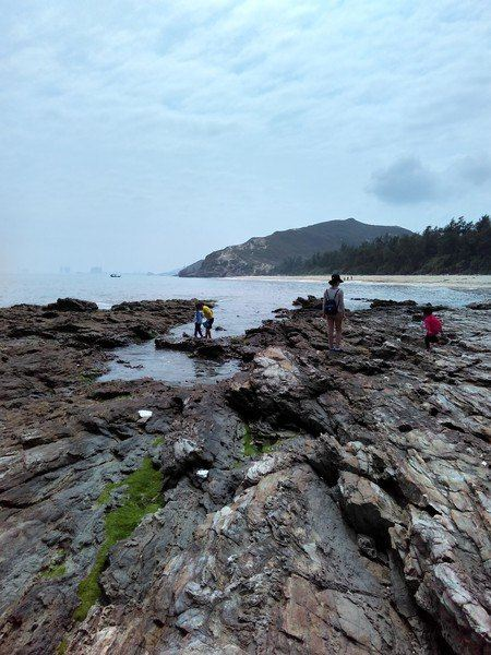 惠东最美盐洲岛,徒步黑排角海边-惠东游记攻马克思佩恩2攻略第二章图片