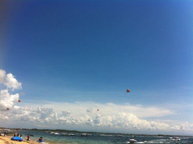 [东南亚]——印尼·巴厘岛 ——爱上南半球8度的发呆生活